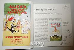 1981 Disney Animation The Illusion of Life SIGNED with film strip FIRST EDITION