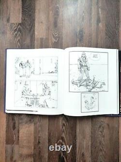1991 Moebius Virtual Meltdown Limited Edition 883/1500 Signed Vintage Book