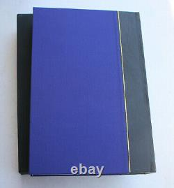 1999 Anne Rice Taltos Signed Limited Edition Book 1st Edition Presentation Copy