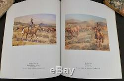 5 Edward Borein 1st Edition Art Books And Catalogues Volume 1 Signed By Author