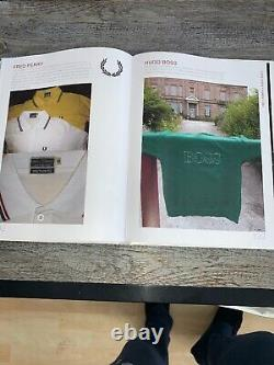 80s Casuals Book 10th Anniversary Edition HARDBACK Limited 1 Of 50 Signed Rare