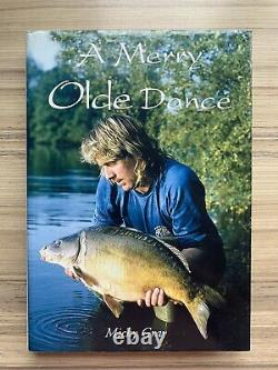 A Merry Olde Dance by Micky Gray. SIGNED 1st Edition, Hardback Fishing Book