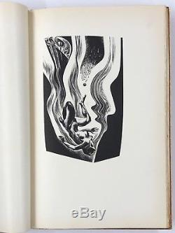 A Song Without Words Lynd Ward 1936 Signed Limited Edition Book Of Engravings