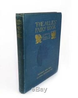 ARTHUR RACKHAM The Allies' Fairy Book signed limited edition 1916