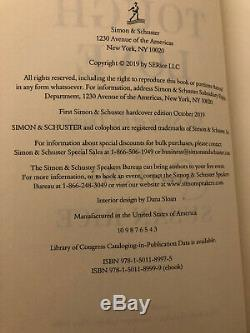 Ambassador Susan Rice SIGNED Tough Love Hardback Book AUTOGRAPH Edition
