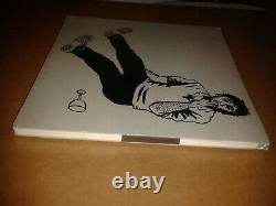 Andrew Weatherall Unreal City Limited Edition Signed Book, with CD + 10 vinyl