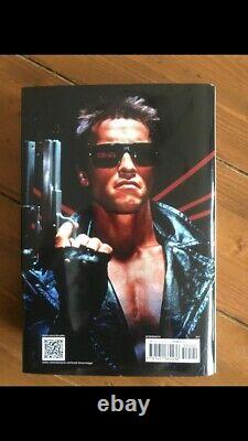 Arnold Schwarzenegger-Total Recall First Edition Signed Book Bodybuilding
