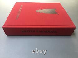BABADOOK Book 1st Edition Signed Jennifer Kent Pop-up Horror Print #1884/2000