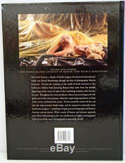 BIANCA BEAUCHAMP 2 BOOKS -FETISH SEX SYMBOL- signed+DVD-signed -Ldt. Edition RRR