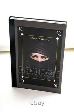 BOY GEORGE King Of Queens UK ltd edition book + 10 SIGNED & NUMBERED