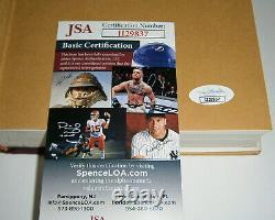 BRAVES Hank Aaron signed book I Had a Hammer JSA COA AUTO Autograph 1st Edition