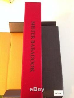 Babadook Book (Pop Up) Signed Edition 458/2000