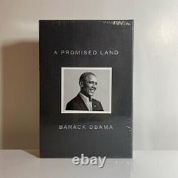 Barack Obama A Promised Land Book Deluxe Signed Edition Limited SEALED IN HAND