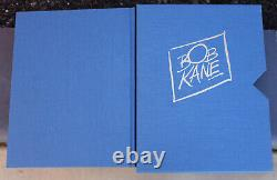 Batman & Me Bob Kane Autobiography Signed Limited Numbered First Edition Book