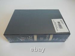 (Bill Clinton) Signed MY LIFE Book SEALED Limited Edition Slipcase 1500