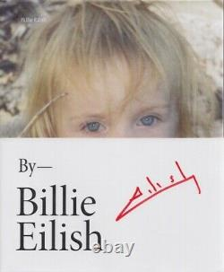 Billie Eilish signed book singer songwriter auto 1st edition RELIST DUE TO NP