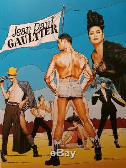Book The Fashion World of Jean Paul Gaultier First Edition In Slipcase Signed