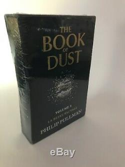 Book of Dust Vols 1 Limited And Signed Special Editions Philip Pullman New