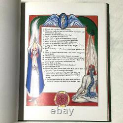 Book of the Law Aleister Crowley Illuminated Limited Edition Susan Jameson