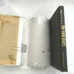 BookThe Rum DiaryHunter S. ThompsonSIGNED COPYFirst Edition1998
