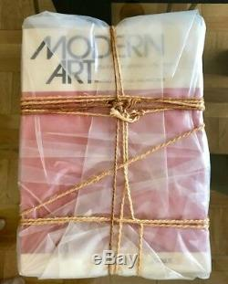 CHRISTO WRAPPED BOOK, MODERN ART LIMITED EDITION, SIGNED 27 of 120