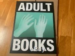 Cali Thornhill DeWitt ADULT BOOKS (2015) Black (Edition size of 50) SIGNED