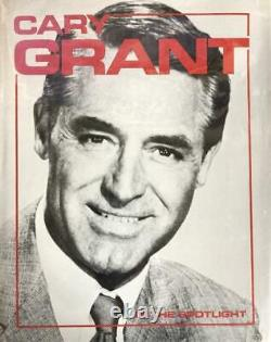 Cary Grant- 1st Edition Signed Hardbound Book