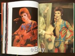 DAVID BOWIE Moonage Daydream Mick Rock BOOK Rare Signed Limited Edition #370 Gen