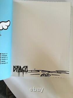 DFACE Dface Monograph HAND SIGNED BOOK 1st edition RARE Slipcase NEW