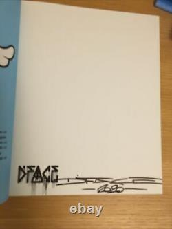 DFACE Dface Monograph HAND SIGNED BOOK 1st edition RARE Slipcase NEW PHOTOS