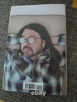 Dave Grohl SIGNED BOOK The Storyteller 1ST EDITION Hardcover Nirvana Foo IN HAND