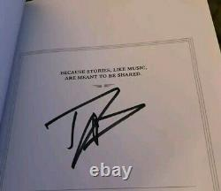 Dave Grohl SIGNED BOOK The Storyteller 1ST EDITION Hardcover Nirvana (IN HAND)