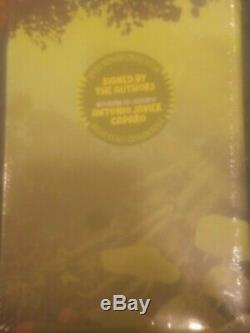 Dave matthews signed book limited edition if we were giants autographed numbered