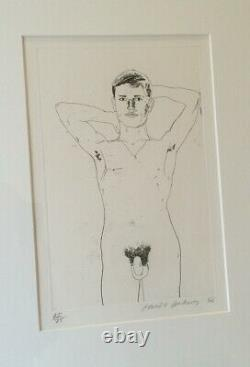 David Hockney, signed'In an Old Book' (1966), edition of 75