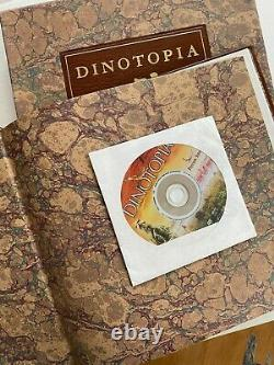 Deluxe Dinotopia Book Signed Collectors Limited Edition