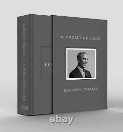 Deluxe Edition President Barack Obama SIGNED Book Autograph A Promised Land Book