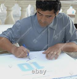 Diego Maradona Signed Limited Edition Opus Book Autograph