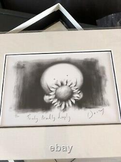 Doug Hyde Ltd Edition Yours Truly Book & 6 Prints