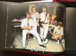 Duran Duran Careless Memories Elite Edition Book! Mint Condtion / Unused Signed