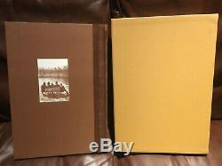 Dylan In Woodstock Signed Limited Edition Book Genesis Publications Bob Dylan