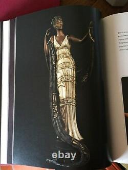 ERTE Sculpture Book, Limited Edition, signed and numbered