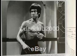 Enter The Dragon BRUCE LEE No. 25/100 Signed, Limited AP Edition Book RARE