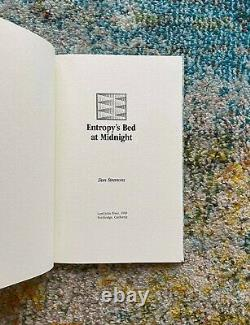 Entropy's Bed at Midnight Dan Simmons Book Lord John Press Deluxe Signed Edition