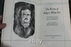Estate Book Lot Limited Editions Club SIGNED Numbered Slipcase First Edition