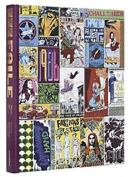 FAILE Works On Wood Book Rare SIGNED Studio Edition Dog Flag kaws banksy obey