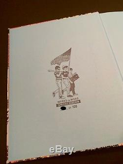 FAILE Works on Wood Hardcover Book SIGNED New York Special Edition x/100