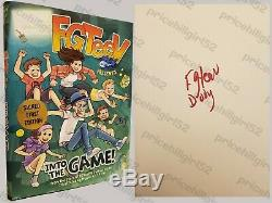 FGTeeV Presents Into the Game! Signed First Edition HC Book Duddy Funnel Vision