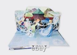 Frozen Pop Up Book Limited Edition Matthew Reinhart Disney Princess, Signed New