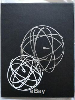 Futura 2000 5 Elements Special Edition Book & Signed, Hand-Embellished Slipcase