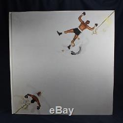 GOAT Muhammad Ali Taschen Book COLLECTOR'S EDITION Hand signed by Jeff Koons and